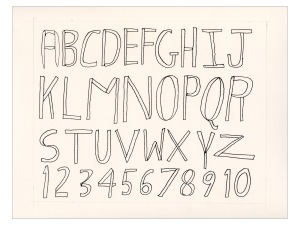 Alphabet & 1-10