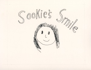Sketch for Sookie's Smilte